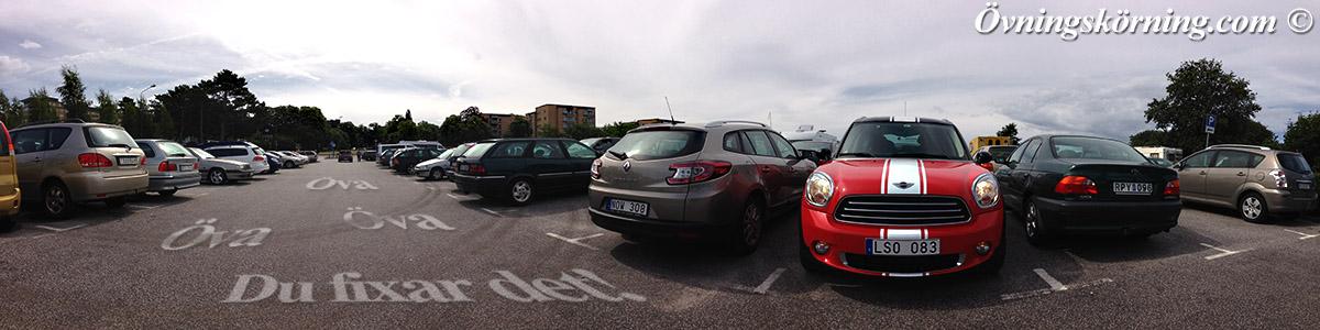 parkeringsplats