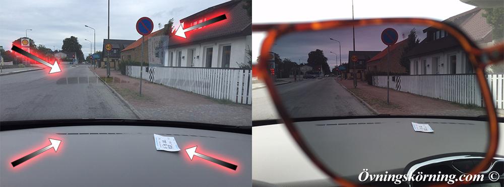 5 saker du inte visste om din bil! Så här slipper du irriterande reflektioner i vindrutan