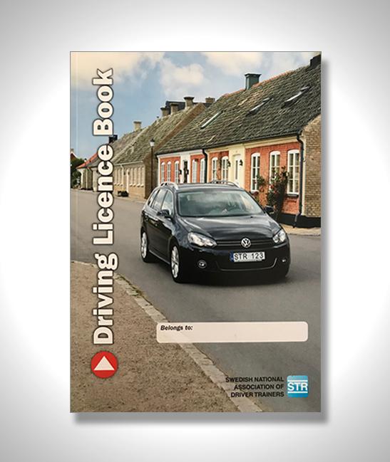 Körkortsbok Engelska