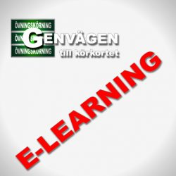 E-learning. Ett billigare sätt att ta körkort!