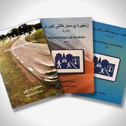 Böcker på kurdiska